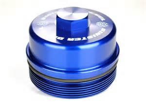 Sinister Diesel Fuel Filter Cap For Ford 6 4l