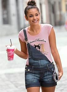 Wearing Dungaree Shorts   Fashion   Pinterest   Dungarees Bonbon and Shorts