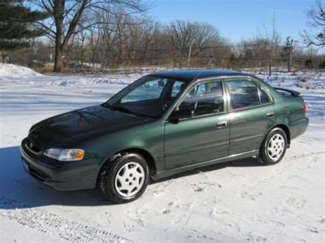 2000 Toyota Corolla Ce by Buy Used 2000 Toyota Corolla Ce 124k Loaded Air Cruise
