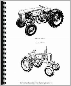 Case Vac Tractor Parts Manual