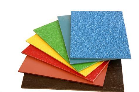grp solid colour panels fybatex