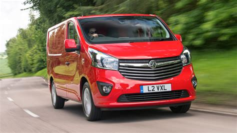Vauxhall Vivaro Panel Van (2015 - ) review   Auto Trader UK