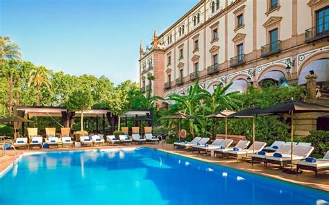 Best Resort Spain The Best Luxury Hotels In Seville Telegraph Travel