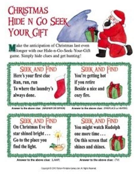 santa riddles 9 best images of printable secret santa riddles scavenger hunt clues for