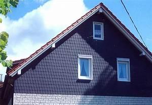 Fassade Mit Blech Verkleiden : giebelverkleidung giebel mit fassaden verkleiden ~ Watch28wear.com Haus und Dekorationen