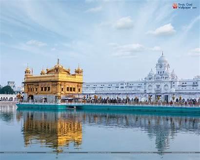 Temple Golden Amritsar Wallpapers Sahib Harmandir Sikh