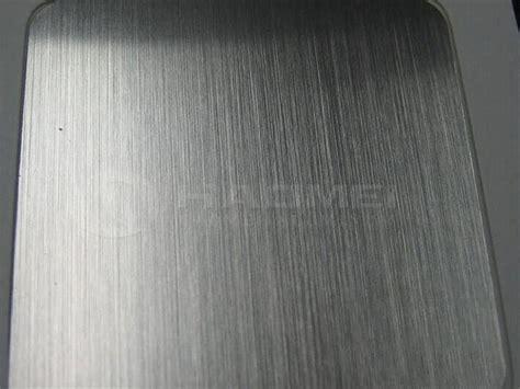 brushed aluminum finish  brushed alu sheets suppliers
