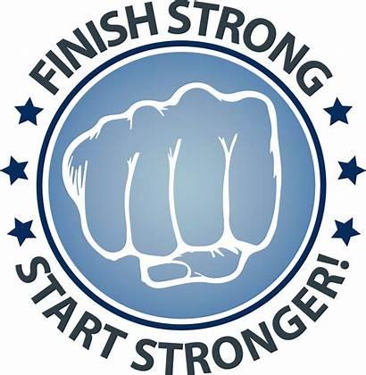 Finish Stronger Strong Start Biggest Opportunity Even
