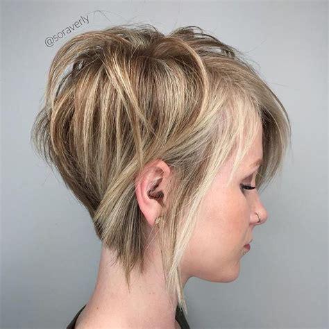 short hair cuts  fine thin hair ideas