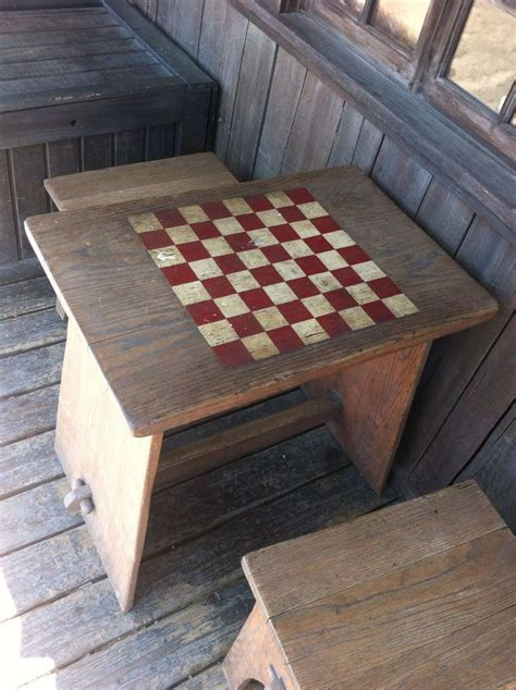 hidden checker board table  disneyland  magic