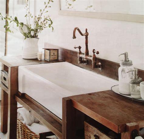 Bathroom Vanity With Apron Front Sink Bathroom Decoration