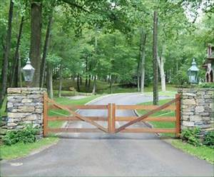 Farm Driveway Entrance Gate Ideas – DECOREDO