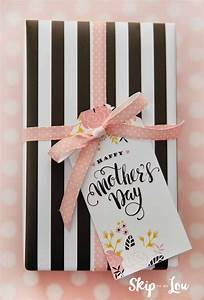 6 Beautiful FREE Printable Mothers Day Tags for your gifts!