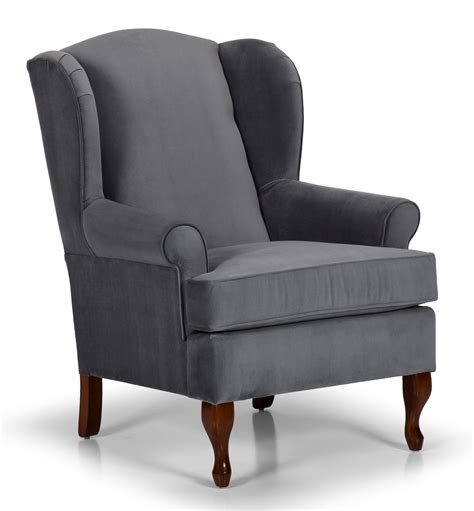 stanton accent chairs and ottomans traditional wing chair
