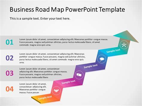 business roadmap powerpoint template  slideuplift