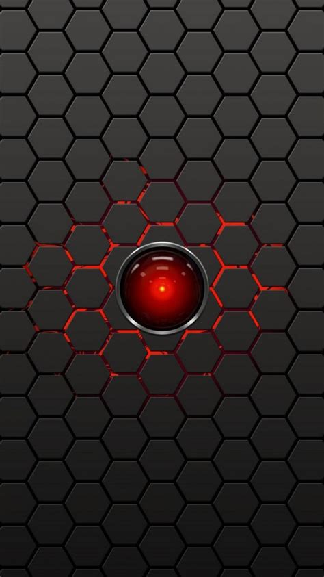 Wall2mob is your best source of beautiful smartphone wallpapers. Space odyssey artificial intelligence hal9000 hex computers wallpaper | (141892)