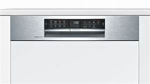 Lave Vaisselle Bosch Serie 6 : lave vaisselle supersilence int grable serie 6 smi68ms02e bosch ~ Farleysfitness.com Idées de Décoration