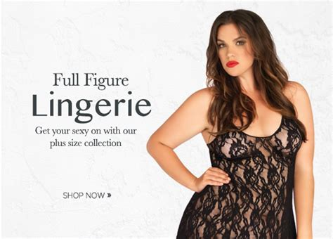 Plus Size Hosiery & Shapewear For Women
