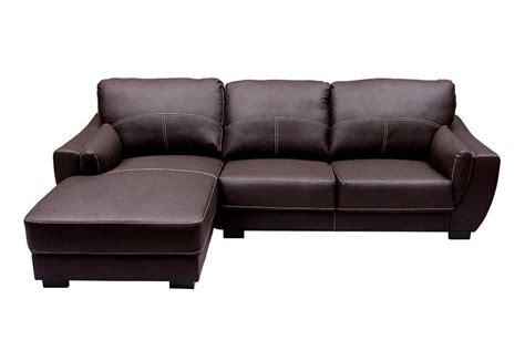 code promo but canapé canapé d 39 angle chocolat angle à gauche