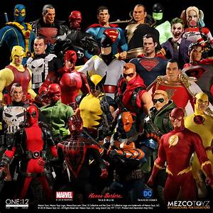 Take A Look Back On Mezco39s One12 Collective On 112