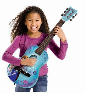 Disney Frozen Acoustic Guitar For Kids The Perfect