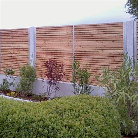 Sichtschutz Garten Edelstahl Holz by Granit Holz Edelstahl Zaun Zaun Sichtschutz Garten