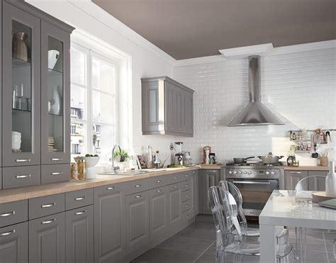 la cuisine d antan la cuisine candide gris taupe authentique le charme d 39 antan et les fonctionnalités d