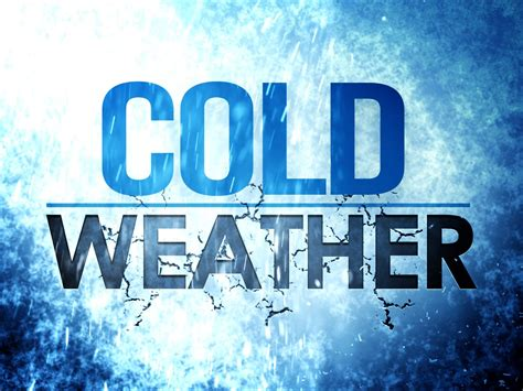 Tips To Prepare For Upcoming Cold Weather