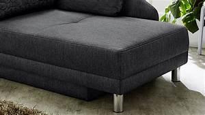 Was Ist Eine Recamiere : recamiere roy sofa funktionssofa anthrazit schlaffunktion bettkasten ~ Markanthonyermac.com Haus und Dekorationen