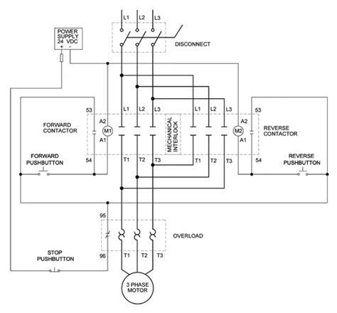 wiring diagram chapter 1 2 full voltage reversing 3
