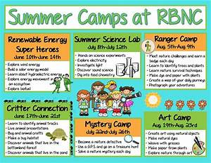 Summer Camps For Everyone At River Bend - Newschannel 6 ...
