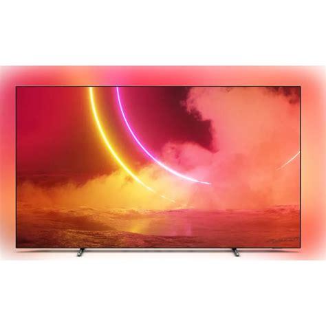 В отличие от телевизоров прошлого поколения, которые умели только воспроизводить сигналы эфирного и кабельного телевещания, телевизор смарт тв более функциональный. Televisor Philips 65OLED805