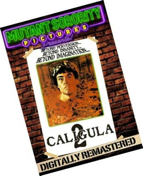 Caligula 2 The Untold Story Digitally Remastered For Sale