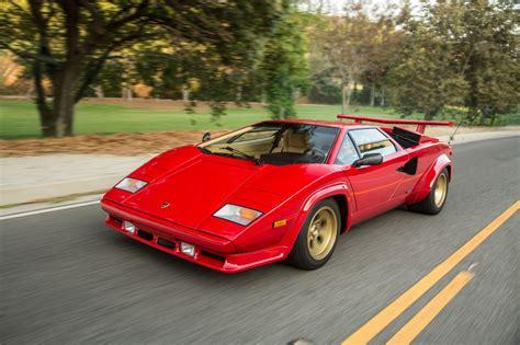 Classic Drive 1988 Lamborghini Countach 5000 Qv