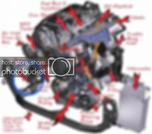 Diagram  Drawing  Pic 1 8t Engine W   Bpv  Or Dv  Circled