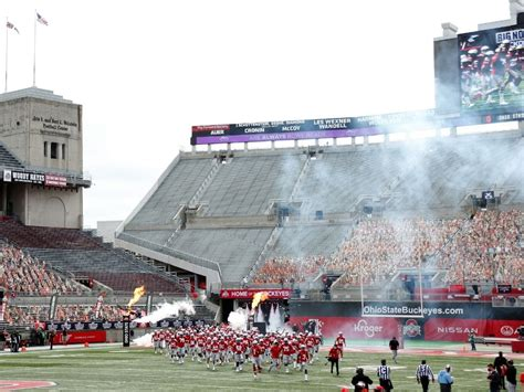 No Families Allowed In Ohio Stadium For Indiana Game | The ...