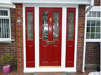 pictures of front doors Creating a Charming Entryway with Red Front Doors
