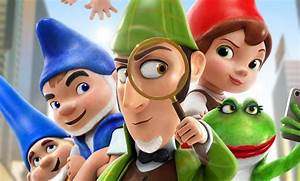 Gnomeo And Juliet 2 Sherlock Gnomes | Teaser Trailer