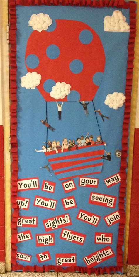 dr seuss classroom door decoration abc s and 123 s