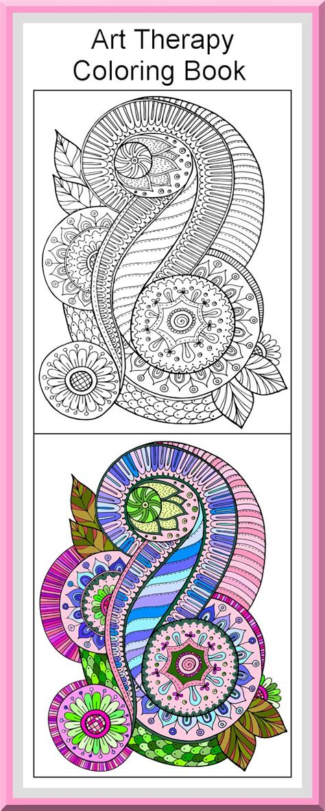 exles of adult coloring books printable art therapy coloring pages 30 high definition