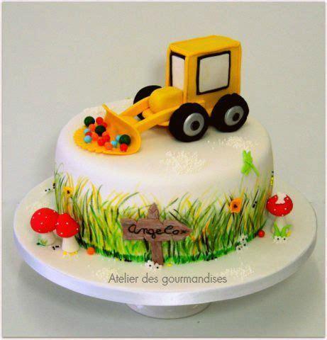 les 25 meilleures id 233 es concernant g 226 teaux d anniversaire tracteur sur g 226 teaux de