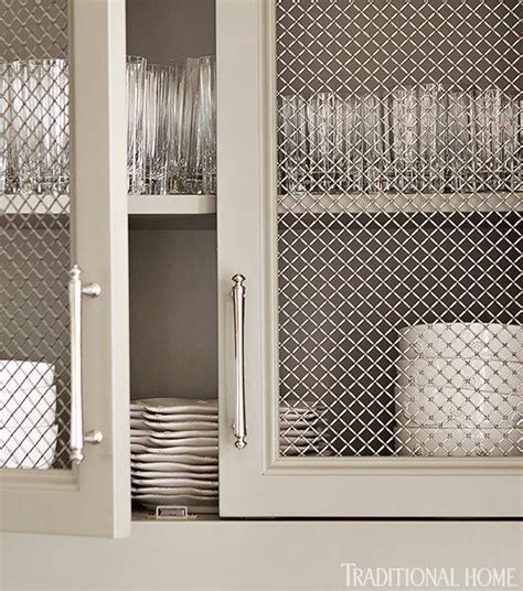 wire mesh kitchen cabinets kitchens relaxed and refined mesh products 1558