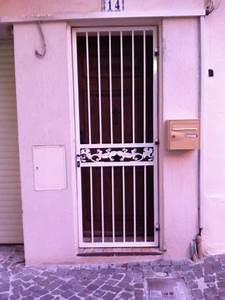 grille de defense pour porte d39entree avec decoration With grille de défense pour porte d entrée