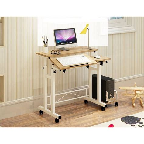 Office Desk New Zealand by Office Desk Adjustable Standing Fordable Two Color Available