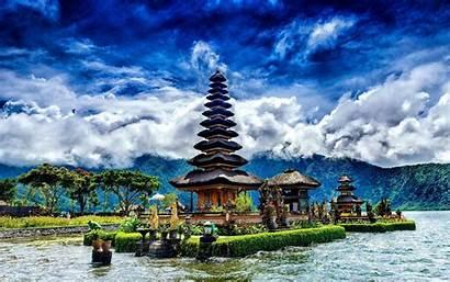 Bali Indonesia Resolution Lake Desktop Wallpapers Beratan