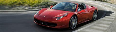 Ferrari Car Rental  Hertz Dream Collection