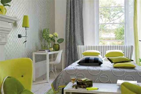 Grey And Green Bedroom-decor Ideasdecor Ideas