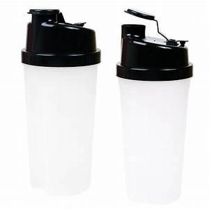 20 Oz  Plastic Fitness Shaker