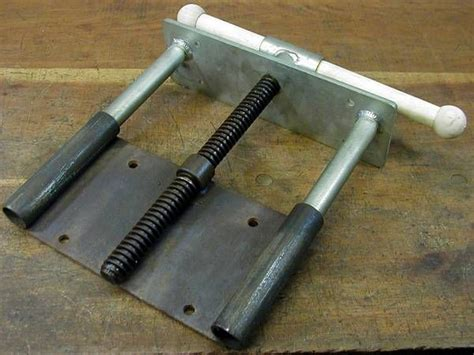images  diy vises  pinterest bench vise