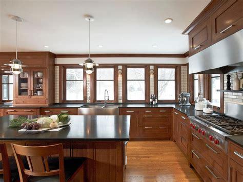 Kitchen Design No Upper Cabinets